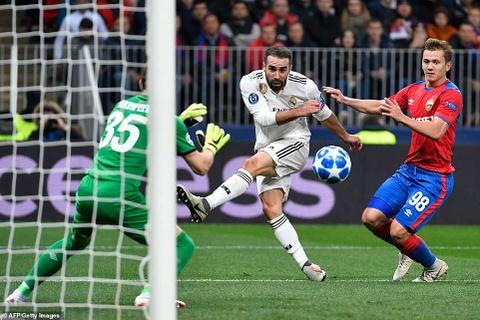 Tru cot mac sai lam, Real Madrid thua CLB Nga hinh anh 8
