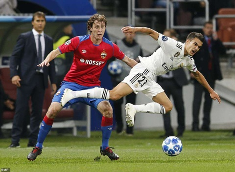 Tru cot mac sai lam, Real Madrid thua CLB Nga hinh anh 4