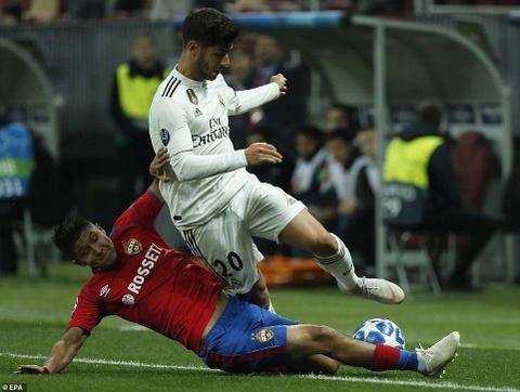 Tru cot mac sai lam, Real Madrid thua CLB Nga hinh anh 7