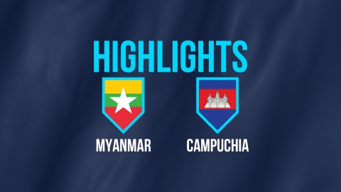 Highlights AFF Cup: DT Myanmar 4-1 DT Campuchia hinh anh