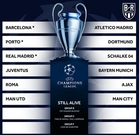 MU, Juventus va nhung CLB som vuot qua vong bang Champions League hinh anh 9