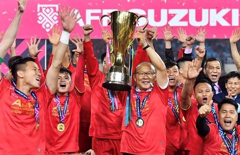 FIFA: 'Day la ky nguyen thanh cong chua tung co cua bong da Viet Nam' hinh anh