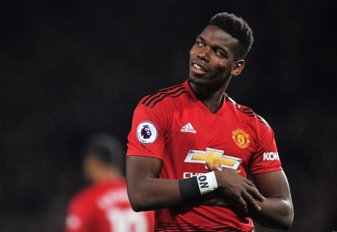 Pogba che loi choi cua MU duoi thoi Jose Mourinho hinh anh