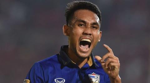Chanathip mo nhat, Thai Lan thua tham o tran ra quan Asian Cup hinh anh