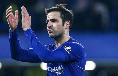 Fabregas khoc trong lan cuoi khoac ao Chelsea mua nay hinh anh