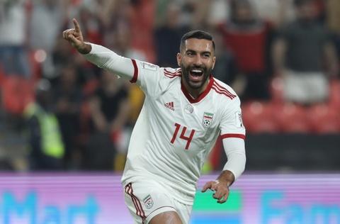 Iran 5-0 Yemen: Ung vien vo dich pho dien suc manh hinh anh