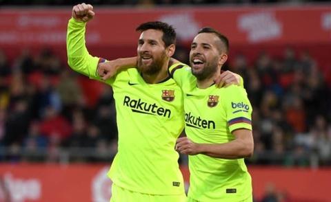 Messi toa sang giup Barca xay chac ngoi dau La Liga hinh anh