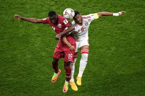 Highlights Asian Cup 2019: UAE 0-4 Qatar hinh anh
