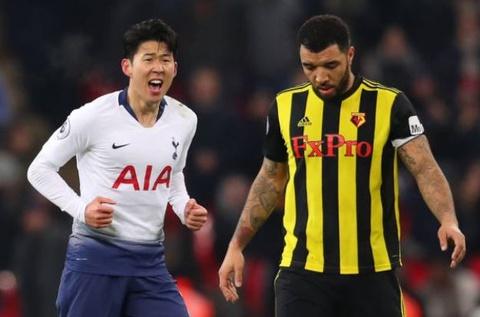 Son Heung-min toa sang giup Tottenham nguoc dong ha Watford hinh anh