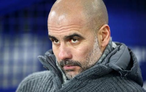 Man City len ngoi dau bang Premier League sau tran thang Everton hinh anh