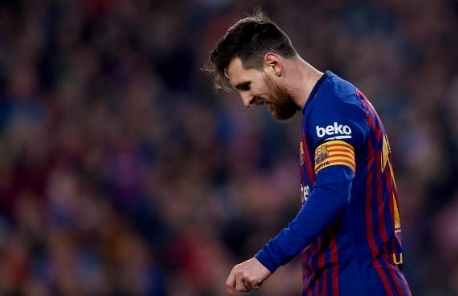 Messi tit ngoi, Barca bi cam hoa tran thu 3 lien tiep hinh anh