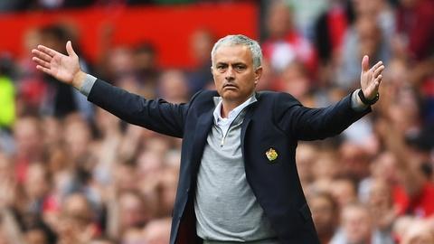 Jose Mourinho: 'Tôi không xem trận đấu của Man Utd'