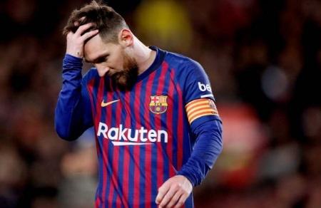 Sevilla 1-1 Barcelona: Messi mắc lỗi dẫn đến bàn thua