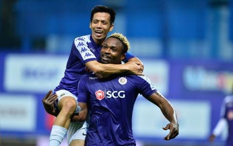 CLB Hà Nội 5-0 Than Quảng Ninh: Nhà vô địch phô diễn sức mạnh