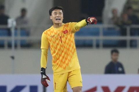 U23 Viet Nam 0-0 Indonesia: Bui Tien Dung xu ly thieu chac chan hinh anh