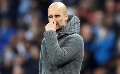 Man City sap mat ca mua giai vi Tottenham hinh anh 3