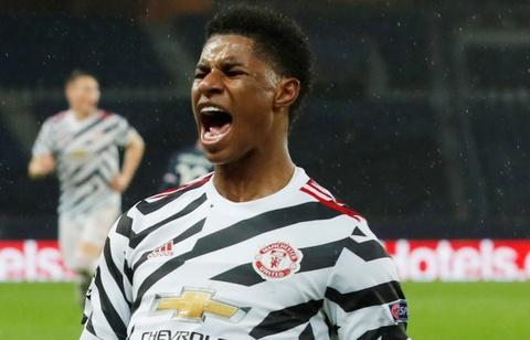 MU thắng PSG trong trận ra quân ở Champions League