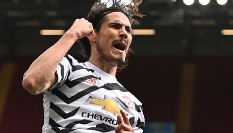 Điều khiến Cavani tiếc nuối khi khoác áo Man Utd