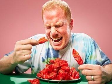 Cẩn thận với thói quen ăn quá cay - Sức khỏe