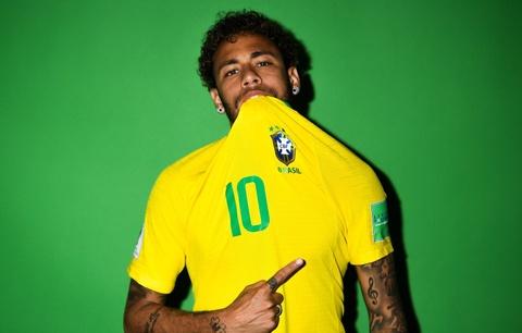 Neymar la cau thu dai dien cho nhieu thuong hieu nhat the gioi hinh anh