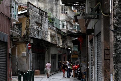 Macau: Cuoc song ngheo kho kho tin o noi giau bac nhat the gioi hinh anh