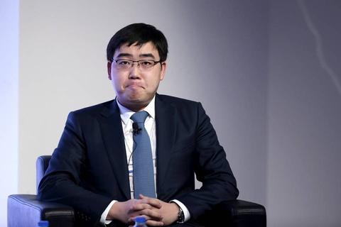 Tu cuu nhan vien Alibaba thanh chu startup goi xe lon nhat Trung Quoc hinh anh