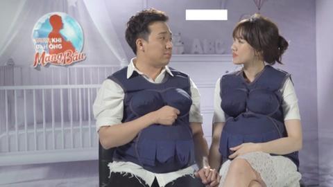 Hari Won mac cam vi chua the sinh con cho Tran Thanh hinh anh