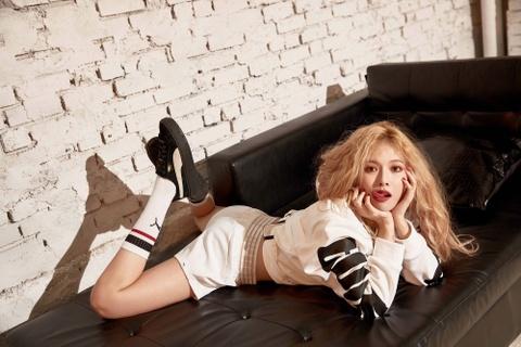 'Nu hoang goi cam' Hyuna: Tu co gai mum mim den bieu tuong sexy Kpop hinh anh