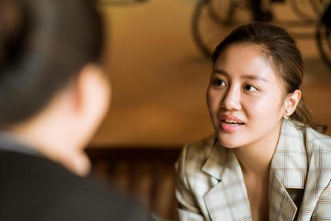 Van Mai Huong: 'Mat niem tin vao hon nhan va khong con yeu bat chap' hinh anh 2
