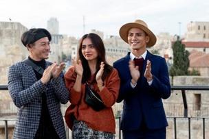 Minh Hang loai dan anh Truong Thanh Long khoi The Face 2018 hinh anh