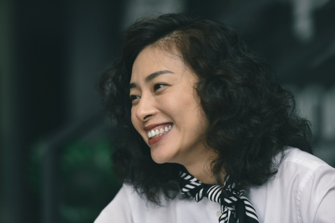 Ngo Thanh Van: 'Dien vien Viet luoi bieng' hinh anh 1