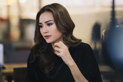 Ninh Duong Lan Ngoc: 'Ep can den lao luc va trai qua hai cu soc lon' hinh anh
