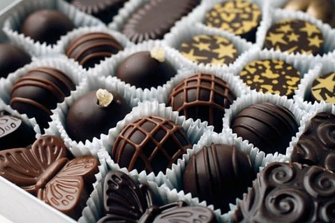 Vi la cua 7 loai chocolate dat do nhat trong mua Valentine hinh anh 1