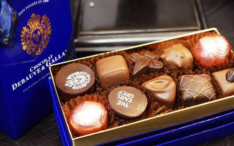 Vi la cua 7 loai chocolate dat do nhat trong mua Valentine hinh anh 2