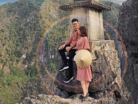 Hang Múa mờ ảo trong ảnh chỉnh sửa của giới trẻ Việt