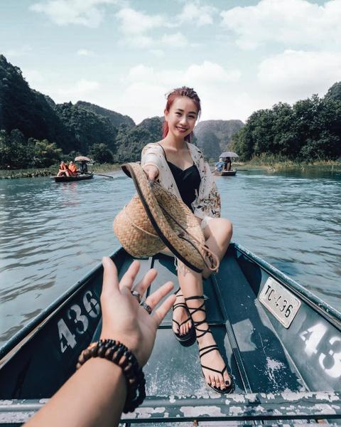 Trang An va 6 dia diem check-in song ao noi tieng o Ninh Binh hinh anh 3