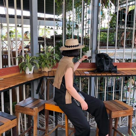 5 quan ca phe day goc song ao hut du khach o Nha Trang hinh anh 21