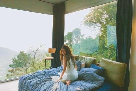 Den Tam Dao, dung bo qua nhung homestay co view 'song ao' cuc chat hinh anh 16