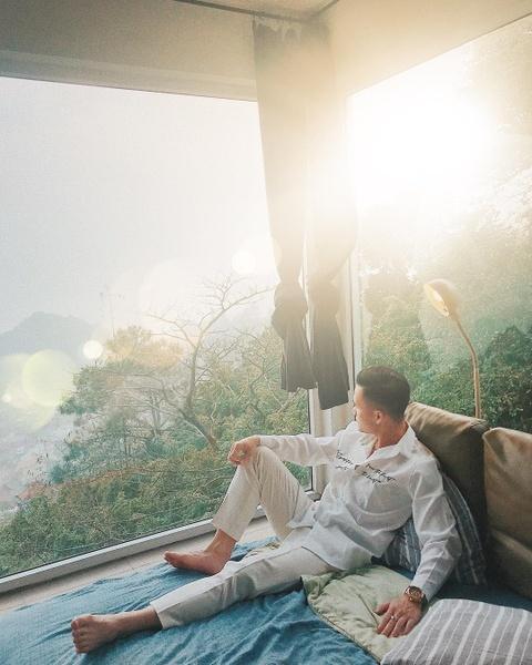 Den Tam Dao, dung bo qua nhung homestay co view 'song ao' cuc chat hinh anh 12