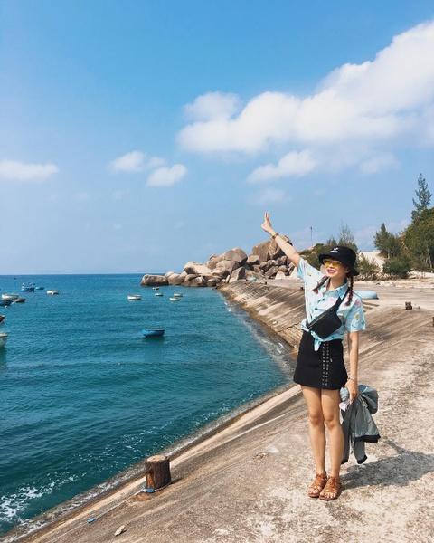 Den Quy Nhon, nap 'vitamin sea' cho ngay he nong nuc hinh anh 16