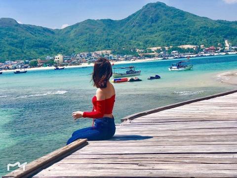 Den Quy Nhon, nap 'vitamin sea' cho ngay he nong nuc hinh anh 12