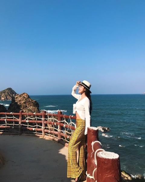 Den Quy Nhon, nap 'vitamin sea' cho ngay he nong nuc hinh anh 1