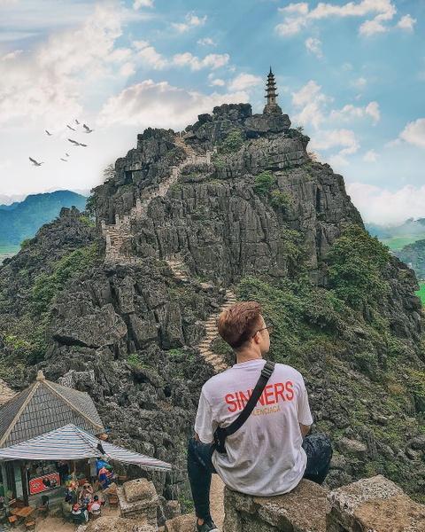 Check-in cho het 5 'Van Ly Truong Thanh' phien ban Viet tu Bac vao Nam hinh anh 5