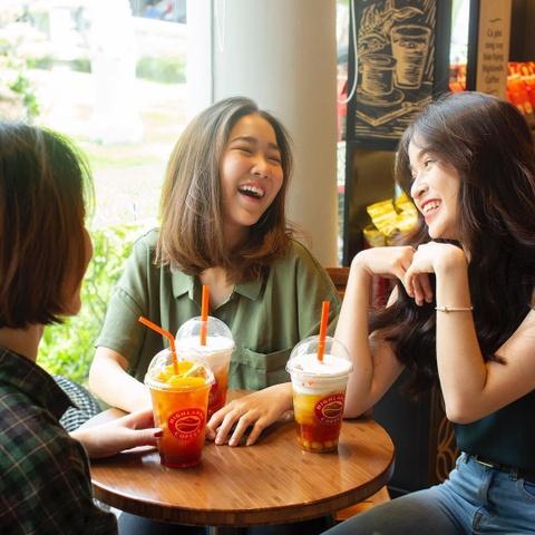 4 quan ca phe rong rai cho phu huynh ngoi cho thi sinh thi THPT 2019 hinh anh 5