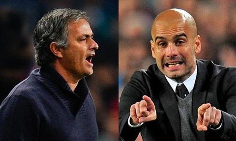 mourinho hay hon guardiola hinh anh