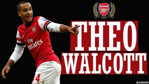 5 ban thang dep nhat cua Walcott cho Arsenal hinh anh
