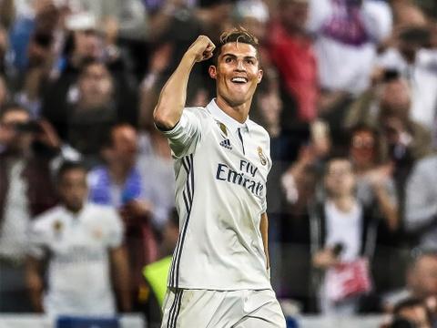 Cristiano Ronaldo: Niem tin tuyet doi cua Real Madrid hinh anh