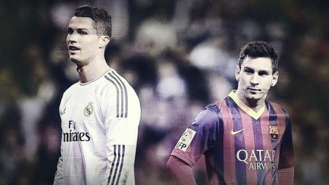 Messi, Neymar la dong luc de Ronaldo dung tren dinh the gioi hinh anh