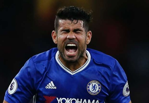 costa roi chelsea hinh anh