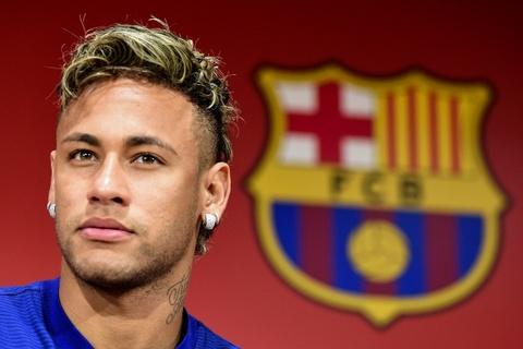 Phan boi Barca, Neymar 'di dem' voi Real Madrid hinh anh